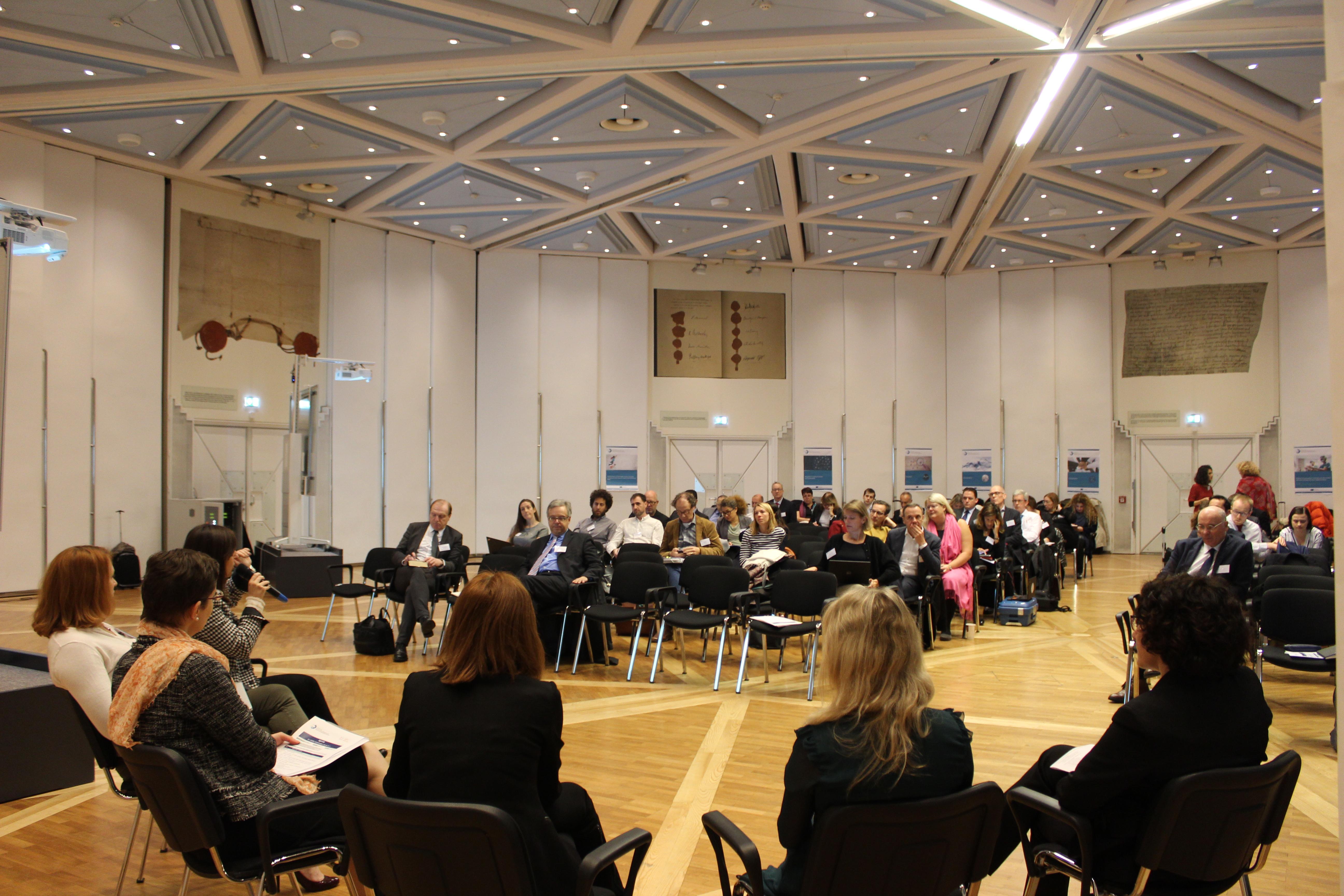EU-JAMRAI 1st Stakeholder Forum - Vienna (November 2018)